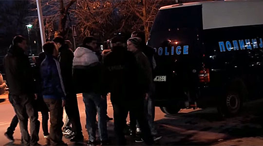 Навивачи на Шкупи нападнале кошаркари на Пелистер  има повредени и полицајци