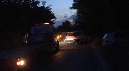 Поради сообраќајка во прекин патот Куманово Липково  магла на дел од патиштата