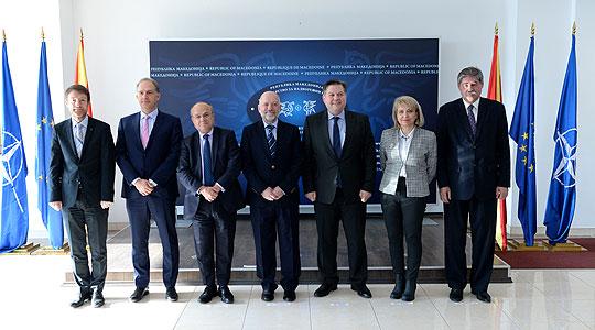 МНР домаќин на средбата на Европската служба за надворешни работи и политичките директори од Западен Балкан