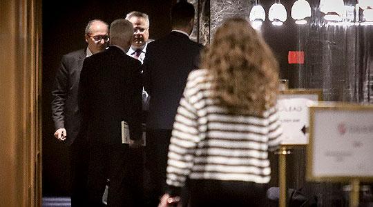 Во хотел во центарот на Солун се одржа средбата Димитров   Коѕијас