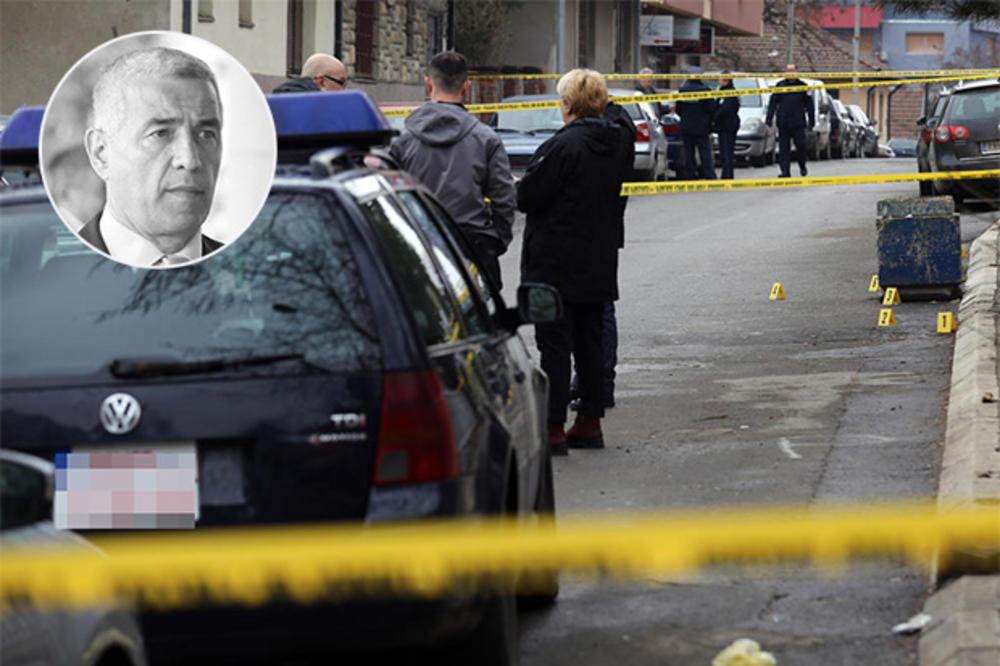 Снимен убиецот на Оливер Ивановиќ  Камерите го забележале убиството во Косовска Митровица