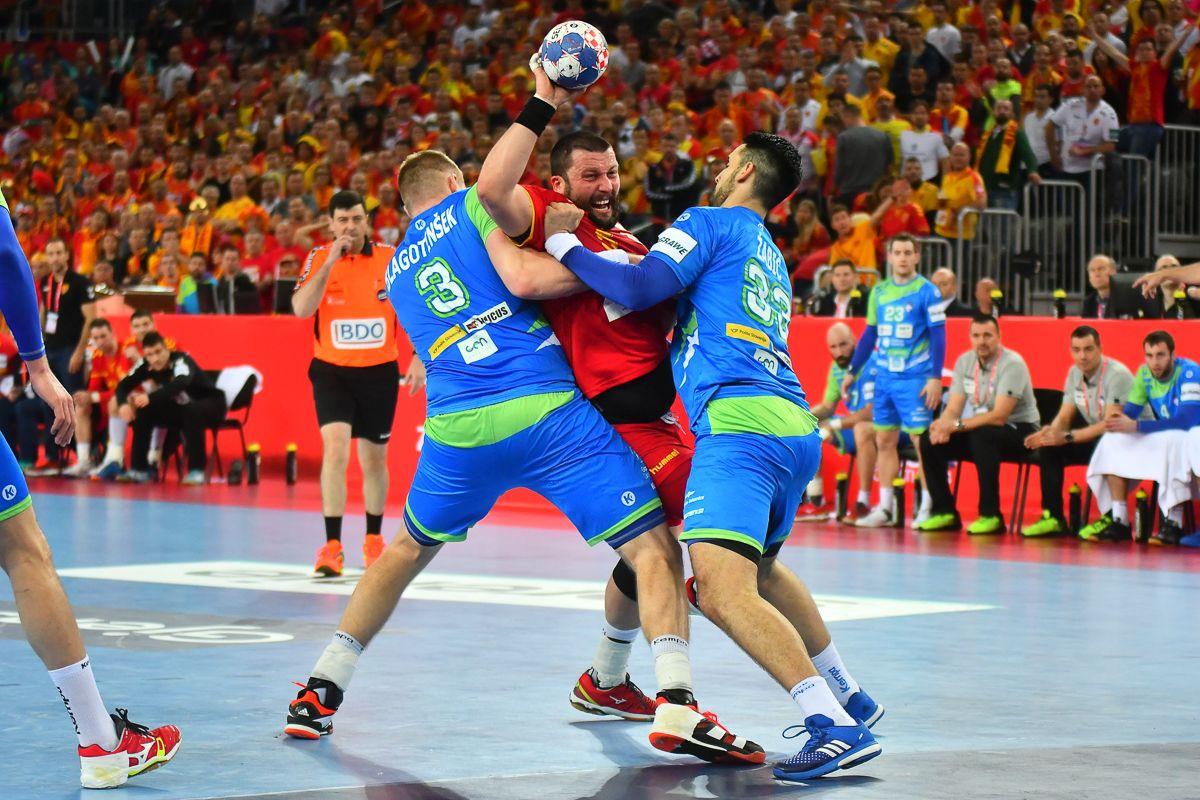 ЕП   Хрватска 2018 Прва победа на Македонија на старт на Европско првенство
