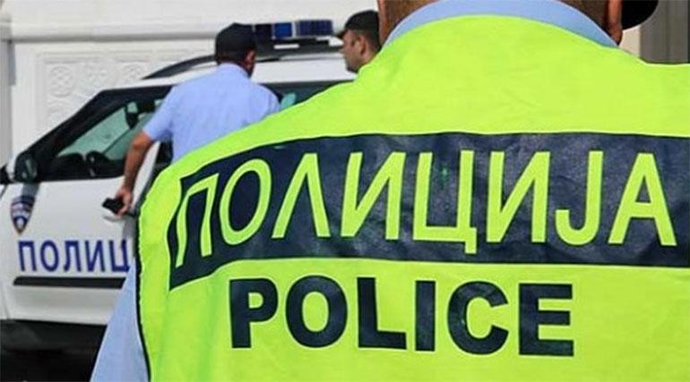 Се обидел да сокрие  но го фатиле на дело   полицијата упадна во куќа во Кичево