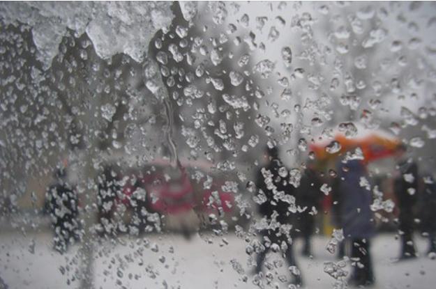 Облачно време со локален дожд и снег