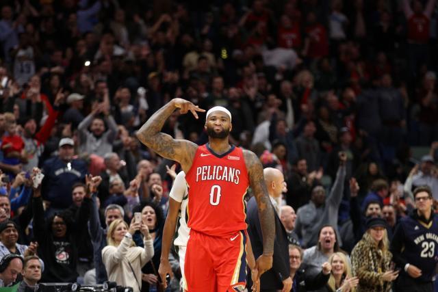 НБА  Победа по две продолженија