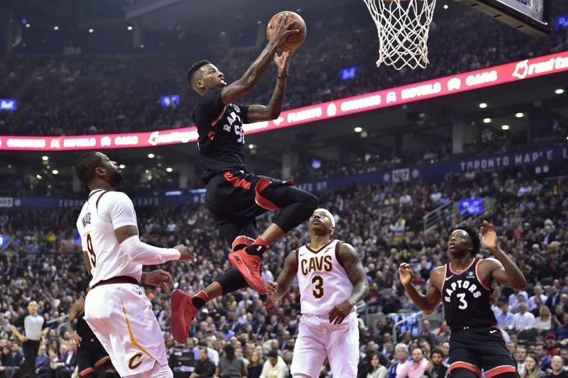 Убедлив пораз на Кливленд на гостувањето кај Торонто