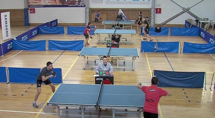 Резултати од македонската пинг понг лига