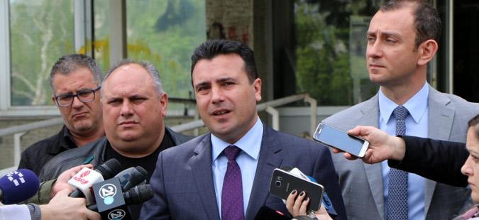 Независни професионалци и експерти во антикорупциска  препорачува Заев