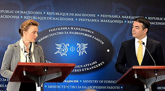Хрватска е за што побрз прием на Македонија во НАТО и ЕУ