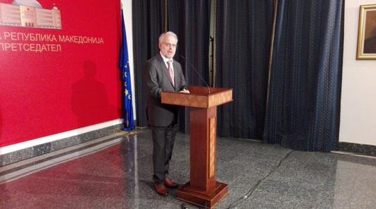 Џафери нема да дозволи да се повтори 24 декември и 27 април во Собранието на РМ