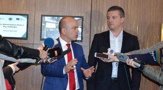 Тевдовски  Преку платформа граѓаните ќе го следат трошењето на државните пари
