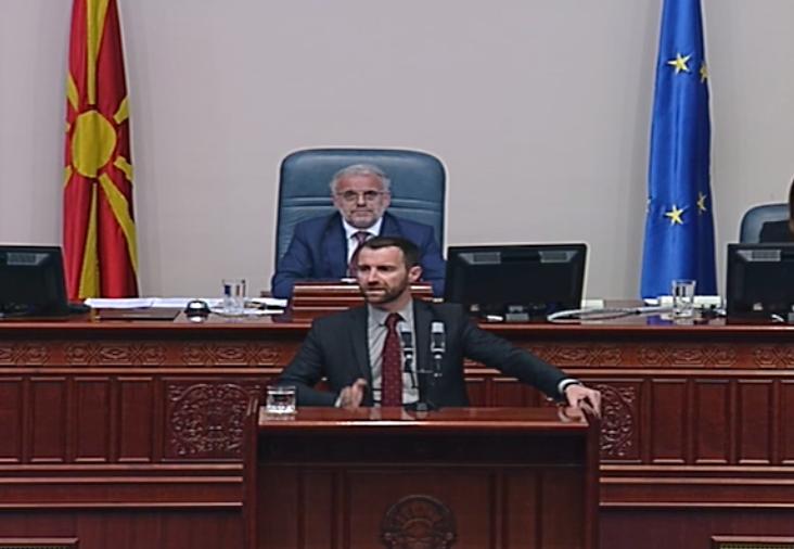 Димовски  Собранието е свесно дека носи неуставен закон  пратениците знаат дека кршат Деловник