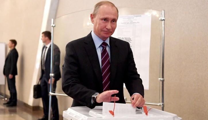 Русија гласа  но резултатот е јасен   Путин ќе владее уште шест години