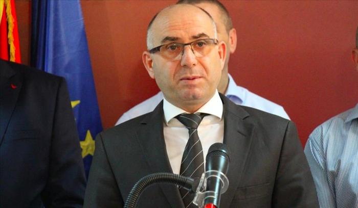 Приведен поранешниот министер за внатрешни рабoти Митко Чавков
