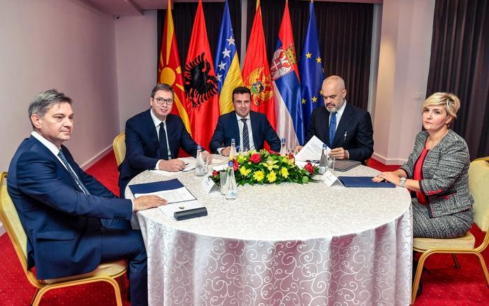 Започна состанокот на лидерите на Западен Балкан за подобрување на регионалната соработка