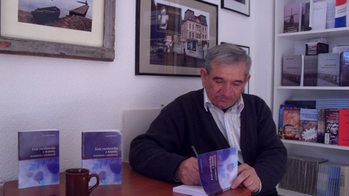 In Memoriam: Почина македонскиот писател Петко Шипинкаровски
