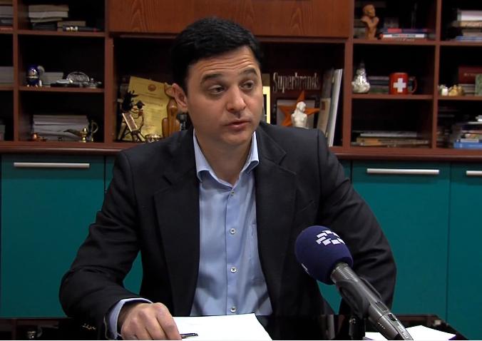Александар Климовски  Изборот на Талат Џафери е неуставен