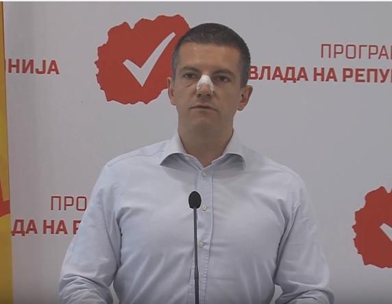Манчевски  Еве ги насилниците  МВР да ги уапси