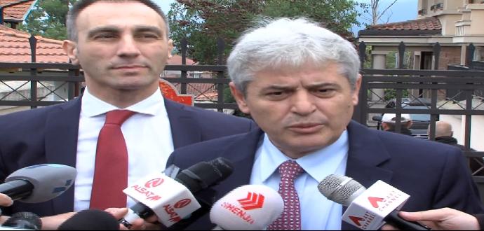 Ахмети по средбата со Хојт Ји  Вељановски нема ни морално ни законско право да свикува седница на Собранието