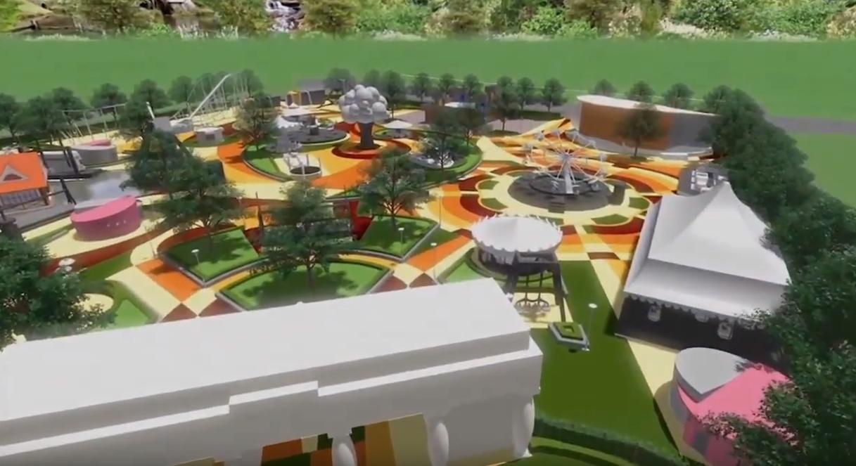 Започна изградбата на нов забавен парк во Скопје