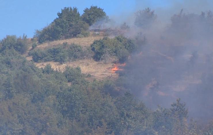 Графичкиот преглед на сите активни пожари во земјава   Еве каде гори во Македонија во моментов