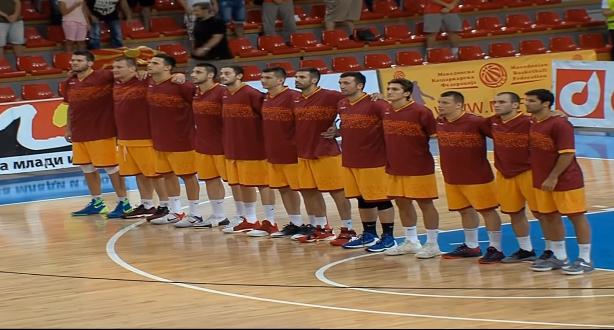Македонските кошаркари пред голем испит  Косово мора да победи