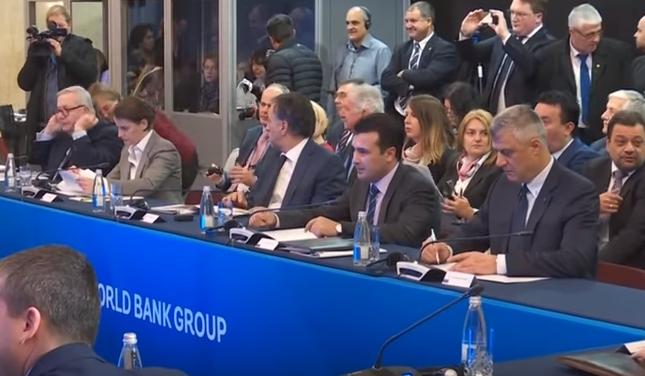 Заев во Бугарија  Македонија може да биде транспортен центар на Балканот