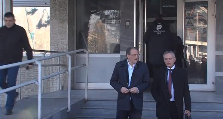 Жерновски почувствувал страв  Груевски не видел насилство во Центар