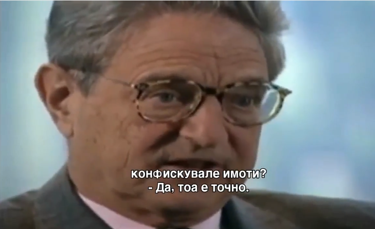 Унгарија во финална битка со НВО на Сорос  повторно објавено скандалозното интервју со милијардерот