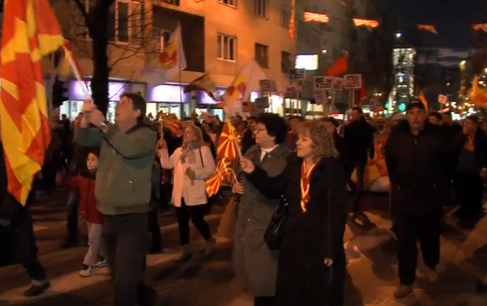 Организаторите на иницијативата За Заедничка Македонија побараа средба со комесарот Хан