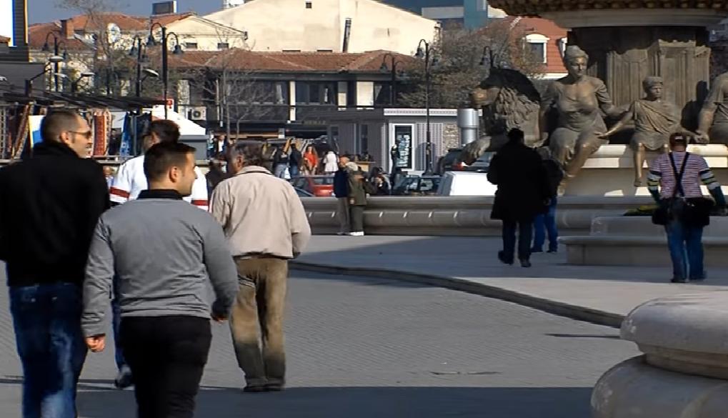 Во Македонија има 723 550 вработени и 225 049 невработени лица