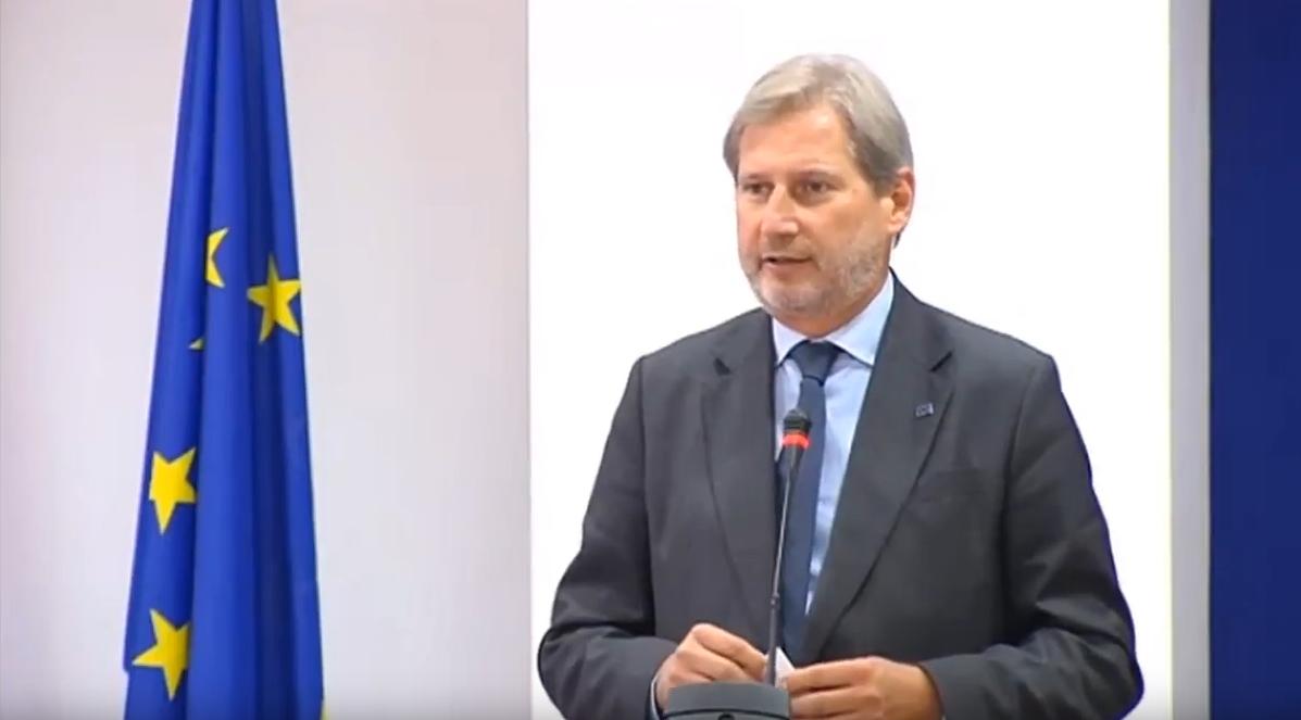 Груевски очекува еврокомесарот Хан да повика да се отфрли Тиранската платформа