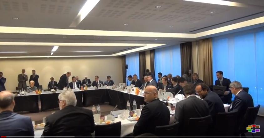 Димитров и Османи на средба со Хан и шефовите на дипломатиите на ЕУ во Брисел   Одвоена средба со Коѕијас