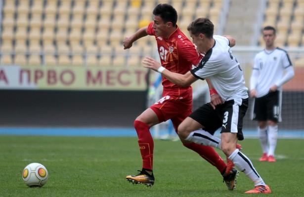 Фудбал У 21  Убедлив пораз на македонските младинци од Австрија  0 4