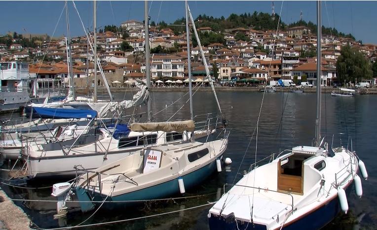 Охридските бродари бараат изградба на езерска марина