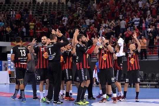 Вардар е апсолутен фаворит против Динамо панчево во натпревари во СЕХА лигата