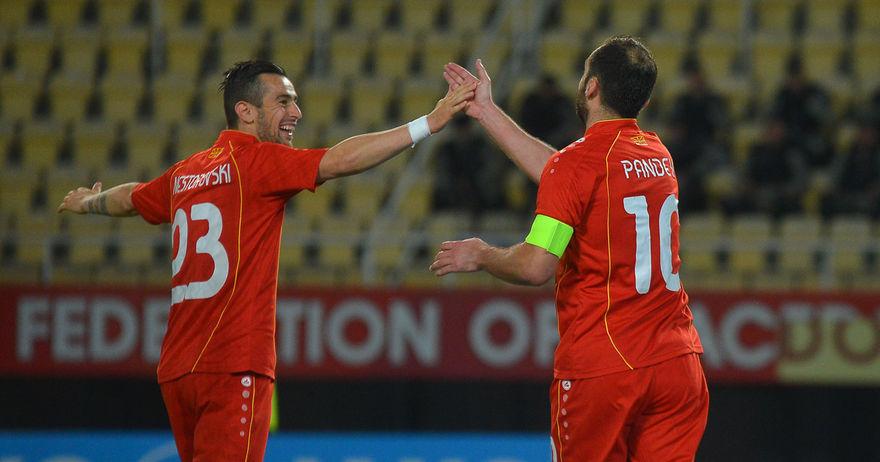 ФИФА  Македонија 85 та во светскиот фудбал  скок од 18 места