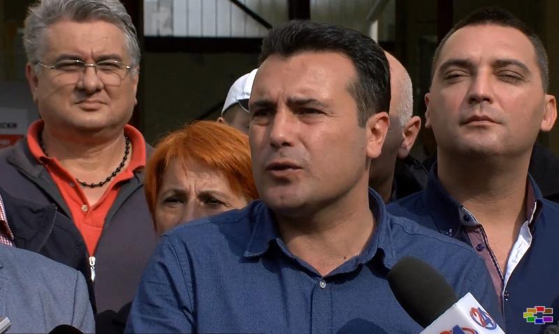 Заев очекува ширење на парламентарното мнозинство