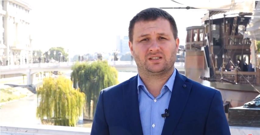Активности на кандидатите на Коалиција за живот во Македонија