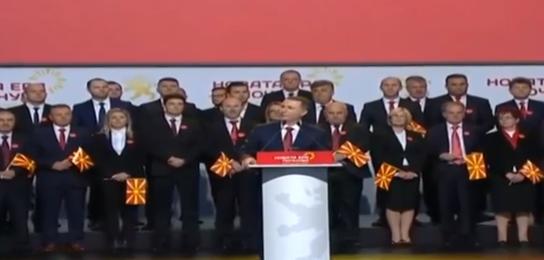 Груевски најавува  Нова ера   политика фокусирана на економијата  правната држава  интеграцијата
