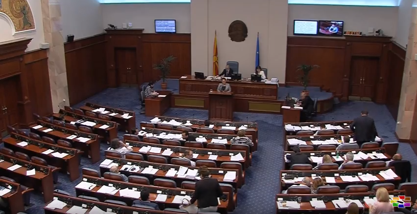 Собранието ги одложи интерпелациите за министрите Царовска и Николовски