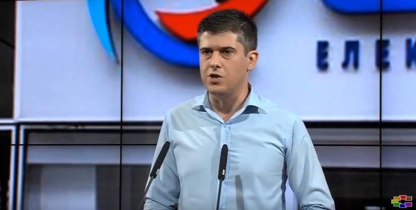 ВМРО ДПМНЕ бара кривична одговорност за Анѓушев