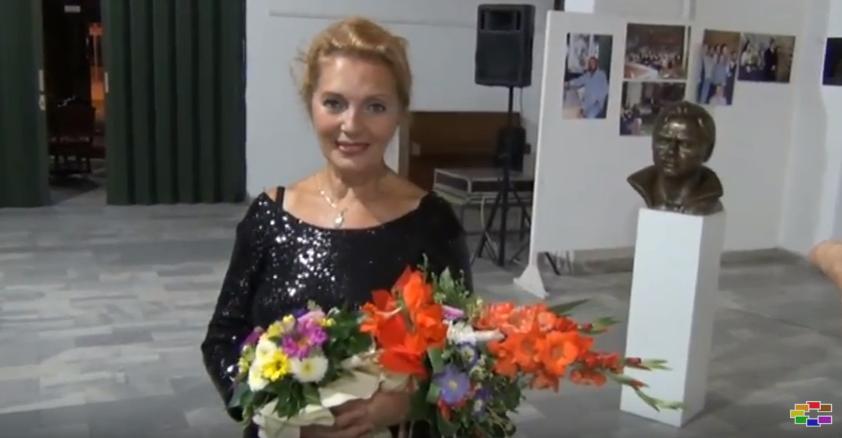 Тања Бошковиќ добитник на наградата  Ристо Шишков