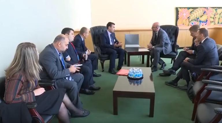 Премиерот Заев денеска на средба со генералниот секретар на ОН  Гутереш