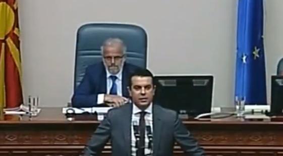 6 ти ден дебата за Законот за јазици  ВМРО  ДПМНЕ бара закон кој нема да биде противуставен