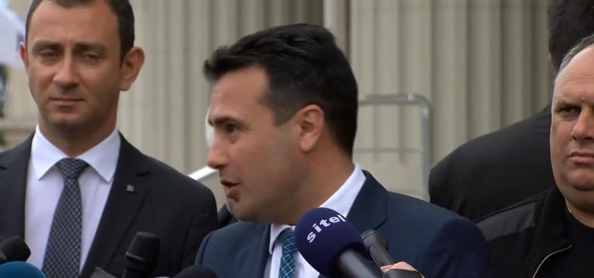 Заев ги преслуша разговорите од случајот Поткуп