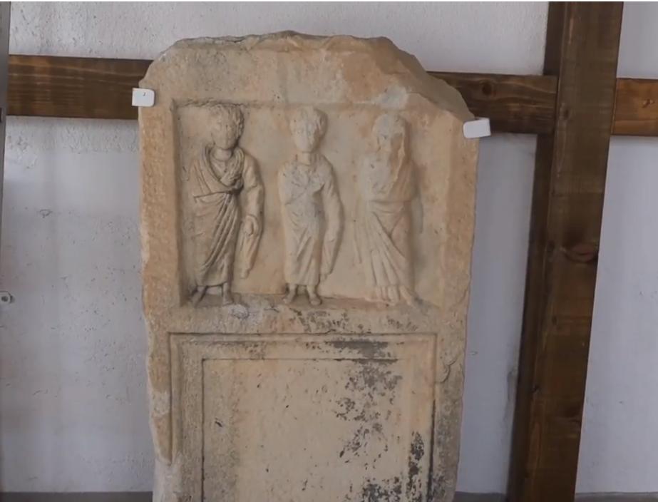 Прв Лапидариум во Прилеп