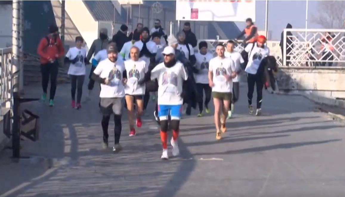 Humanitarni maraton Strumica - Gevgelija