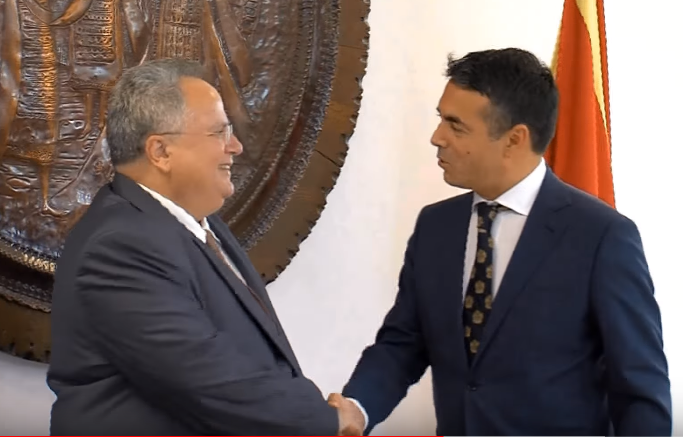 Заев  Имаме договор за три од седум точки во преговорите со Грција