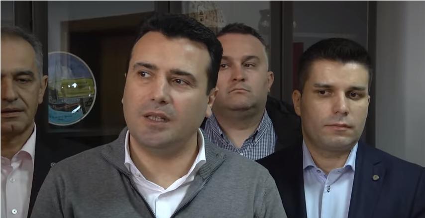 Заев очекува зголемување на парламентарното мнозинство   Грчева со   Глас за Македонија   ќе се бори за уставното име